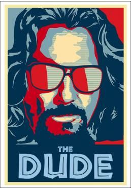 The Dude - Jeff Bridges (POSTER 32x45)