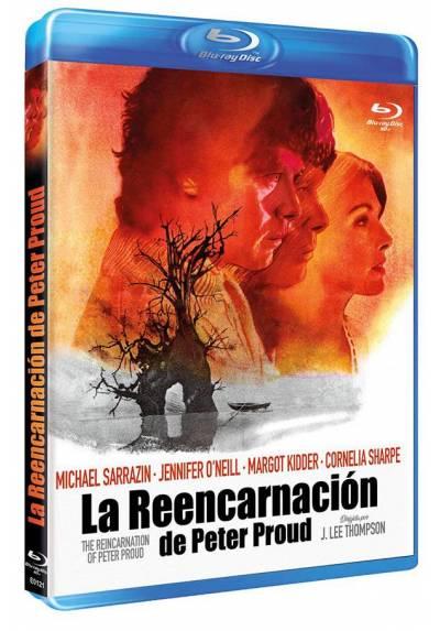 La reencarnación de Peter Proud (Blu-ray) (Bd-R) (The Reincarnation of Peter Proud)