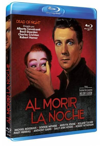 Al morir la noche (Blu-ray) (Bd-R) (Dead of Night)