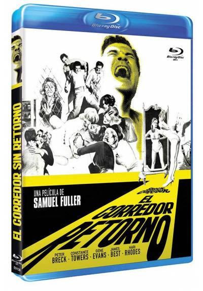 Corredor sin retorno (Blu-ray) (Bd-R) (Shock Corridor)