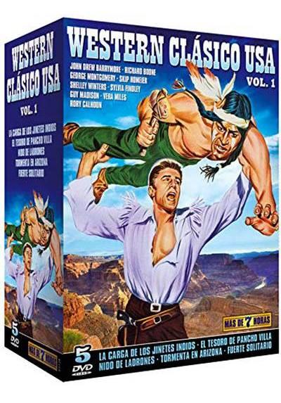 Pack Western Clásico Vol. 1