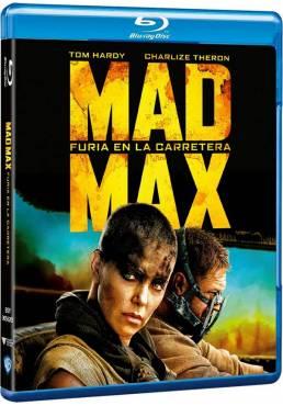 Mad Max: Furia en la carretera (Blu-ray) (Mad Max: Fury Road)
