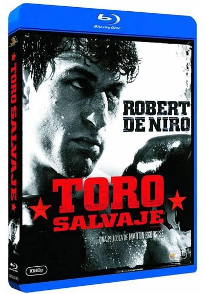Toro salvaje (Blu-ray) (Raging Bull)