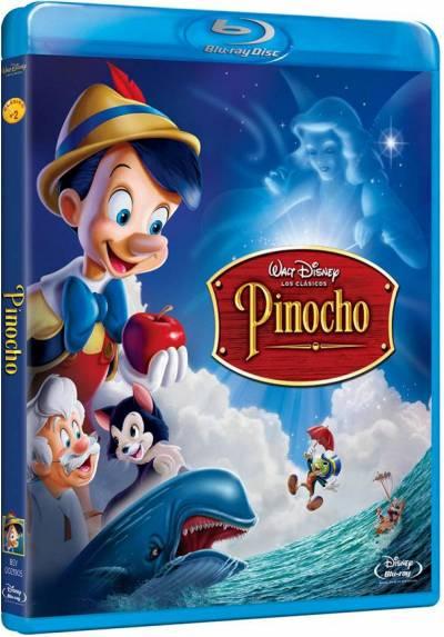 Pinocho (Blu-ray) (Pinocchio)