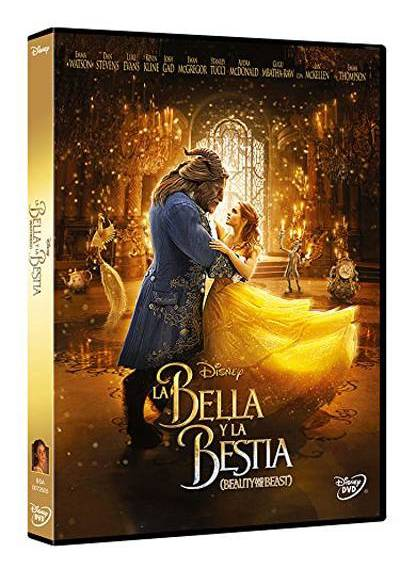 La bella y la bestia (Beauty and the Beast) (Personajes Reales)
