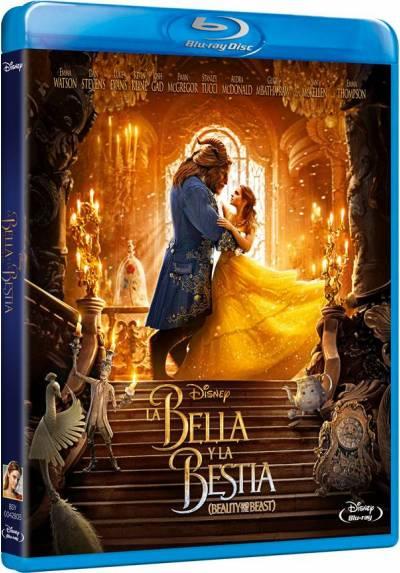 La bella y la bestia (Blu-ray) (Beauty and the Beast) (Personajes Reales)