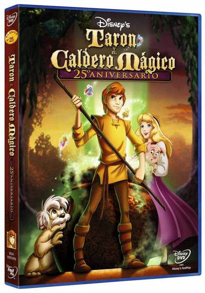 Tarón y el caldero mágico (The Black Cauldron)