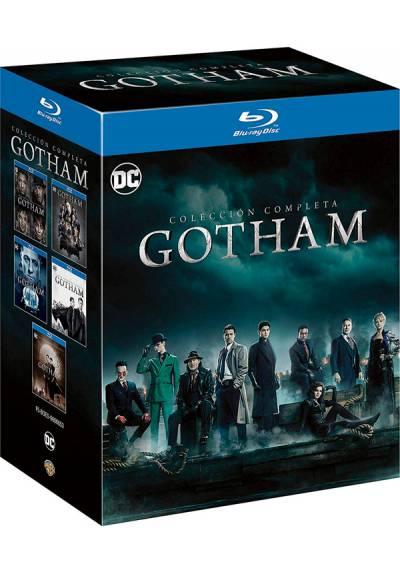 Gotham: Colección Completa Temporada 1-5 (Blu-ray)