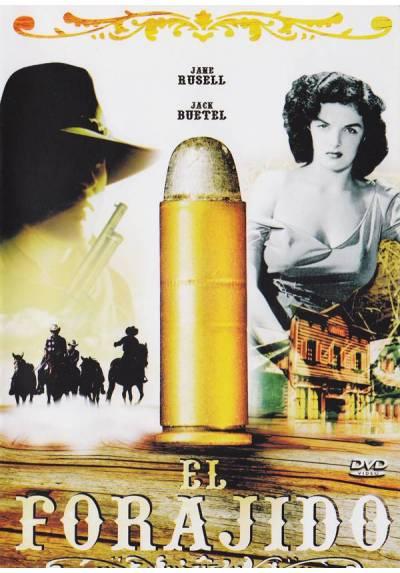 copy of El Forajido (Dvd-R) (The Outlaw)