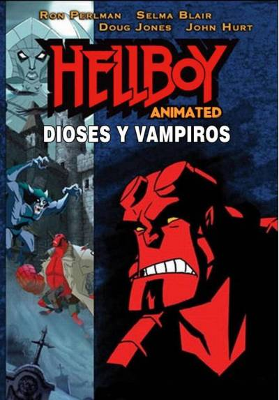 Hellboy Animado: Blood and Iron (Dioses y vampiros) (Hellboy Animated: Blood and Iron (Hellboy Animated: Blood & Iron)