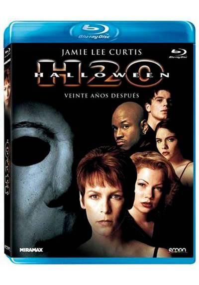 copy of Halloween H2o: 20 Años Despues (Blu-Ray)