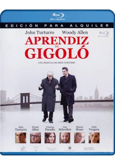 Aprendiz De Gigolo (Blu-Ray) (Fading Gigolo)