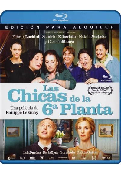 Las Chicas De La 6ª Planta (Blu-Ray) (Les Femmes Du 6ème Étage)