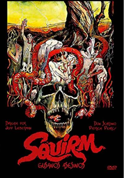 copy of Squirm, Gusanos Asesinos (Squirm)
