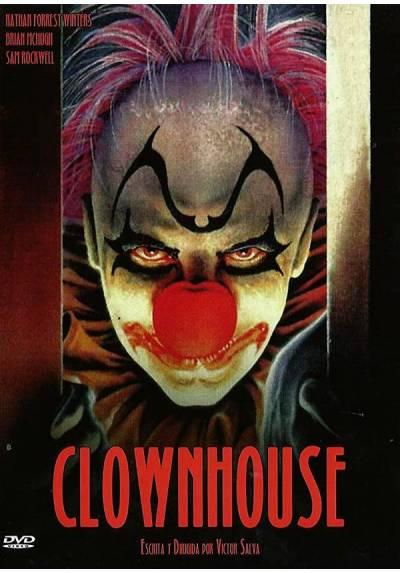 Payasos Mortales (Clownhouse)