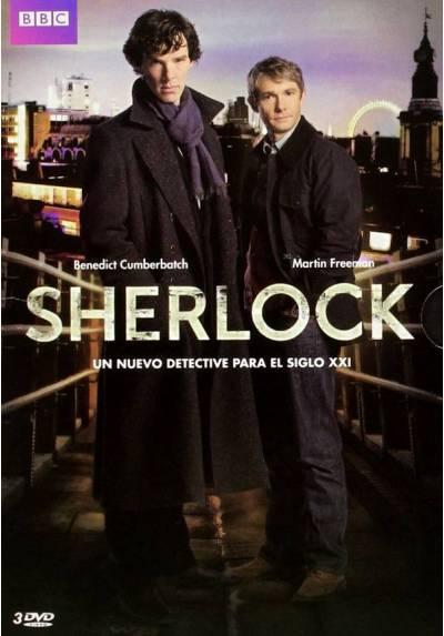 copy of Sherlock - Temporada 1 (Ed. Coleccionista)