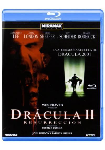 Dracula II : Resurreccion (Blu-Ray) (Wes Craven Presents Dracula II: Ascension)