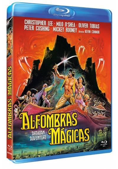 Alfombras mágicas (Blu-ray) (Bd-R) (Arabian Adventure)