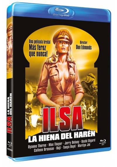 Ilsa, la hiena del harén (Blu-ray) (Bd-R) (Ilsa, Harem Keeper of the Oil Sheiks)