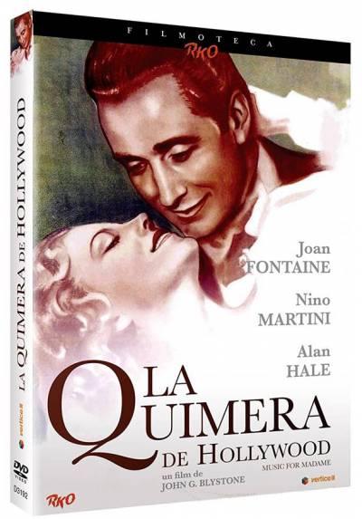 Filmoteca Rko: La quimera de Hollywood (Edición Especial - Incluye Libreto Exclusivo 24 Páginas) (Music for Madame)