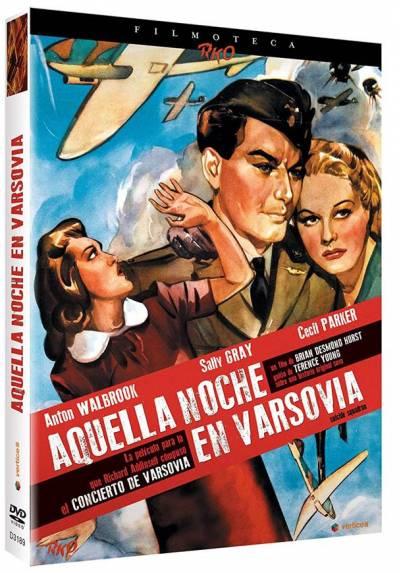 Filmoteca Rko: Aquella noche en Varsovia (Edición Especial - Incluye Libreto Exclusivo 24 Páginas) (Dangerous Moonlight)