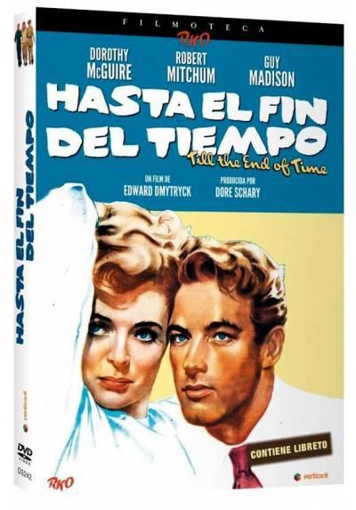 Filmoteca Rko: Hasta el fin del tiempo (Edición Especial - Incluye Libreto Exclusivo 24 Páginas) (Till the End of Time)