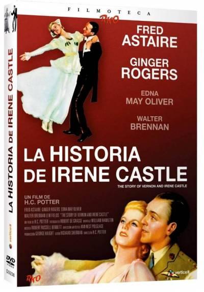 Filmoteca Rko: La historia de Irene Castle (Edición Especial - Incluye Libreto Exclusivo 24 Páginas) (The Story Irene Castle)