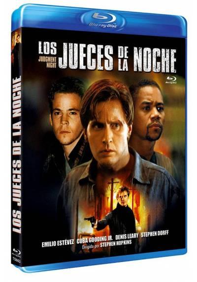 Los jueces de la noche (Blu-ray) (Judgment Night)