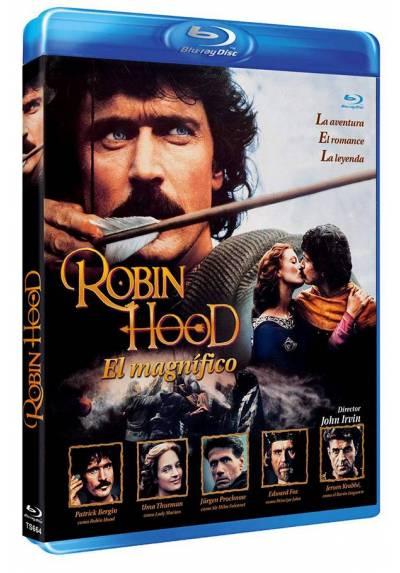 Robin Hood, el magnífico (Blu-ray) (Robin Hood)