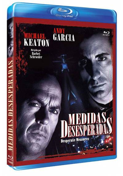 Medidas desesperadas (Blu-ray) (Desperate Measures)