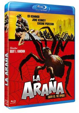 La araña (Blu-ray) (Earth vs. The Spider)
