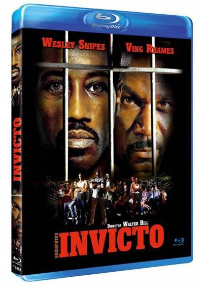 Invicto (Blu-ray) (Undisputed)