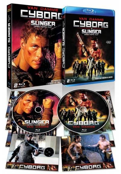 Cyborg + Slinger (Cyborg Director´s Cut) (Blu-ray)