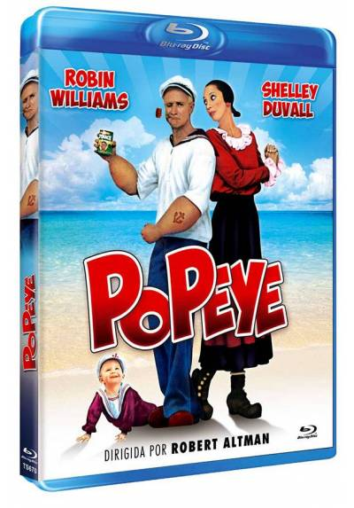 Popeye (Blu-ray)