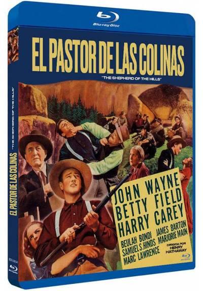 El pastor de las colinas (Blu-ray) (The Shepherd of the Hills)