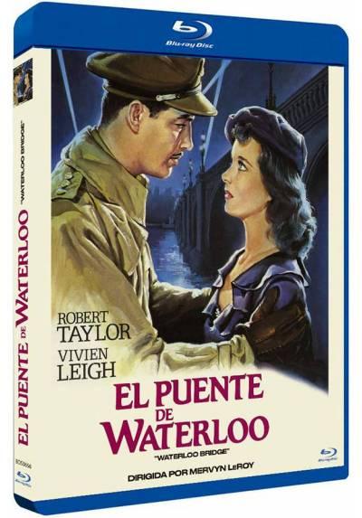 El puente de Waterloo (Blu-ray) (Waterloo Bridge)