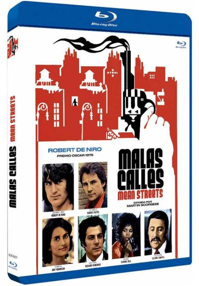 Malas calles (Blu-ray) (Mean Streets)