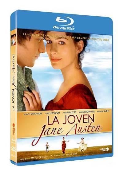 La joven Jane Austen (Blu-ray) (Becoming Jane)