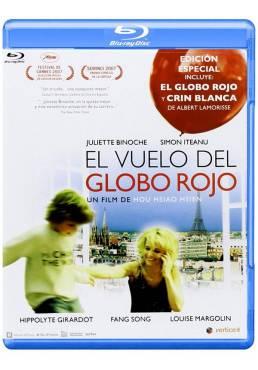 El vuelo del globo rojo (Blu-ray) (Le voyage du ballon rouge) (The Flight Of The Red Balloon)