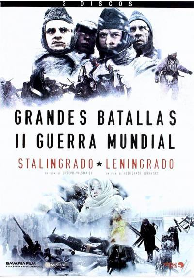 Pack Grandes batallas de la II guerra mundial
