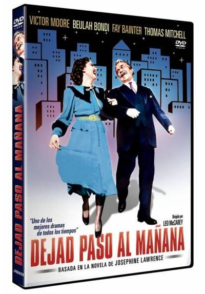 copy of Dejad Paso Al Mañana (Make Way Fot Tomorrow)