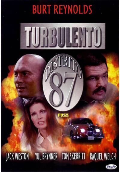 El turbulento Distrito 87 (Fuzz)