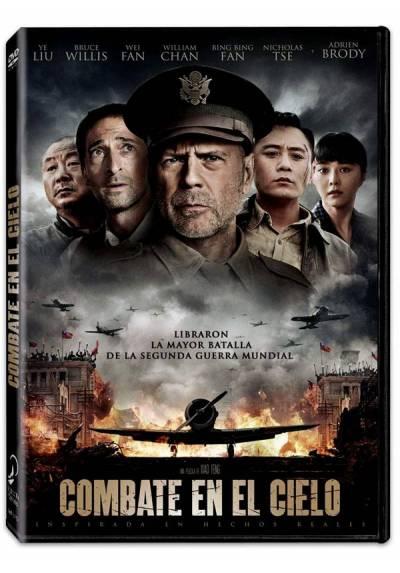 Combate en el cielo (Air Strike) (Da hong zha)