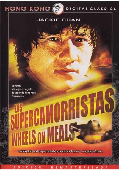Los Supercamorristas (Kuai can che) (Wheels on Meals)