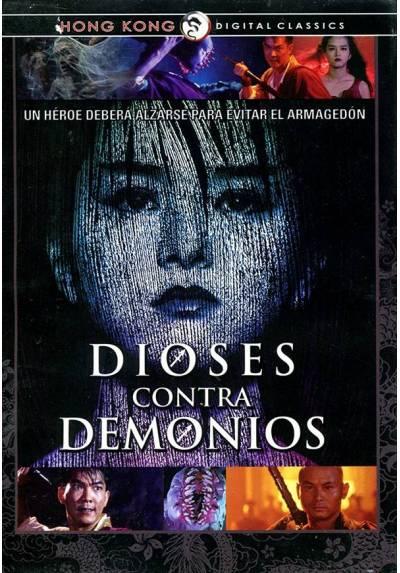 Dioses contra demonios (Legend of the Phoenix) (Hung cheuk wong ji)