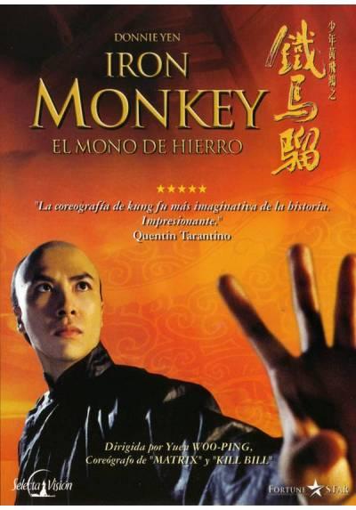 El Mono De Hierro (Siu Nin Wong Fei Hung Ji: Tit Ma Lau)