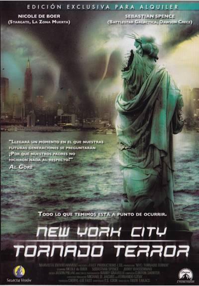 New York City: Tornado en Nueva York