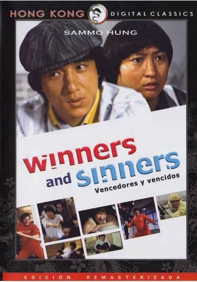 Winners and Sinners (Vencedores y vencidos) (Kei mau miu gai: Ng fok sing)