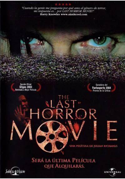 The Last Horror Movie (La última película de terror)