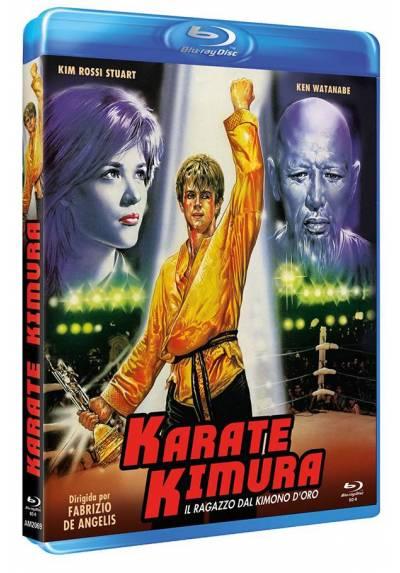 Karate Kimura (Blu-ray) (Bd-R) (Il ragazzo dal kimono d'oro)